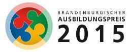 Foto zur Meldung: Bewerbungsstart für Brandenburgischen Ausbildungspreis 2015