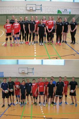 Foto zu Meldung: Sportliche Partnerschaft entwickelt sich