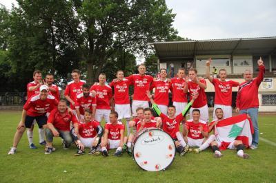 Vorschaubild zur Meldung: SV Victoria Seelow - Aufsteiger in die Oberliga!