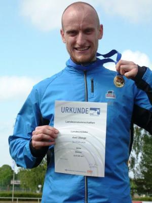 Foto zu Meldung: Landesmeisterschaften in Rostock