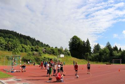 Foto zur Meldung: DFB und McDonald´s – Schulfußballabzeichen