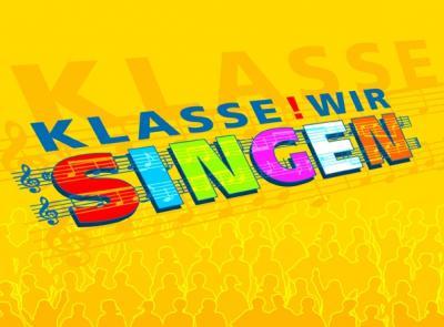 Vorschaubild zur Meldung: Klasse! Wir singen...