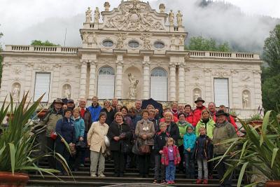Foto zu Meldung: Die Gartler in den Bayerischen Alpen