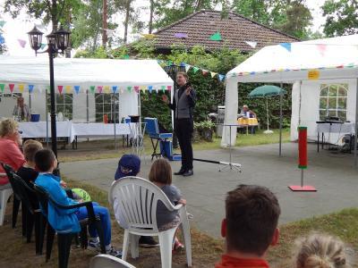 Foto zur Meldung: Rückblick: Familienfest am 14.06.