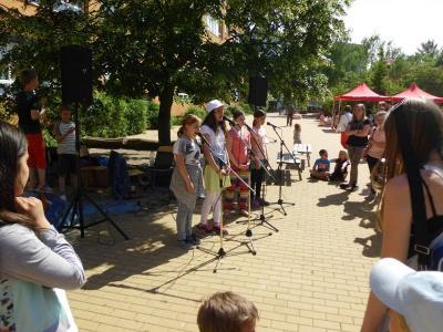 Foto zur Meldung: UNESCO-Projekttag mit Hoffest