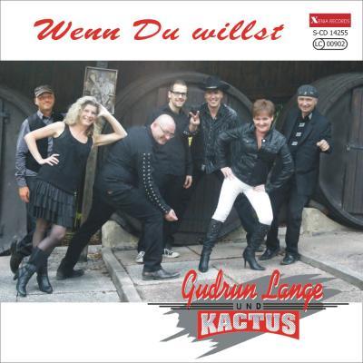 Foto zur Meldung: Gudrun Lange und Kactus - Wenn Du Willst