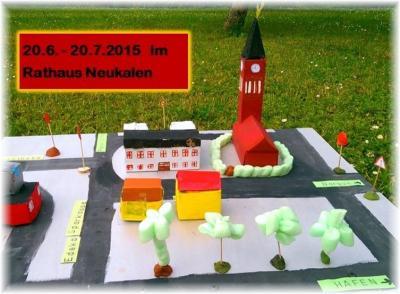 Foto zur Meldung: Peenestadt Neukalen - die kleine verträumte Stadt an der Peene
