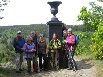 Foto zur Meldung: Wanderung ins Selketal