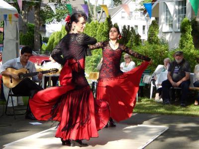 Foto zur Meldung: Spanisches Flair im Kulturhaus