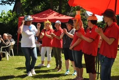 Vorschaubild zur Meldung: Sommerfest AWO Sozialstation