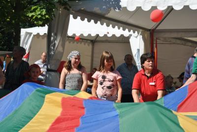 Vorschaubild zur Meldung: Sommerfest AWO Heilpädagogische Wohnstätte