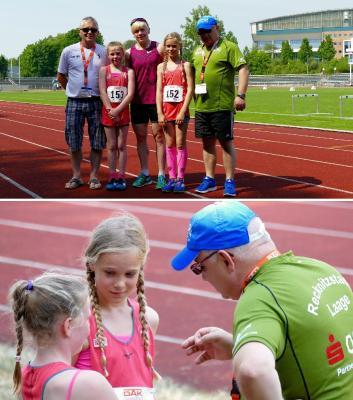 Foto zu Meldung: Leichtathletik-Landesmeisterschaften der Kinder  in Schwerin