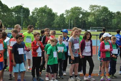Foto zur Meldung: Stadtmeisterschaften Leichtathletik Kaarst