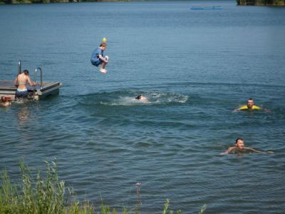 Foto zur Meldung: Wandertag- Kiebitzer See