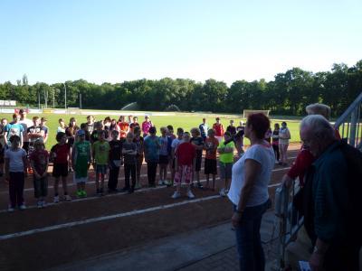 Foto zur Meldung: Sportfest am 5.6.2015
