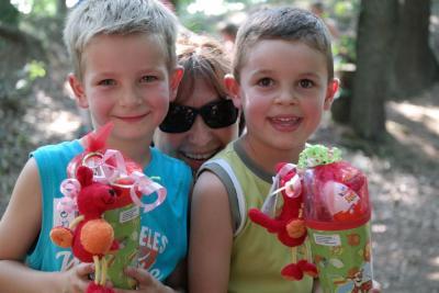 """Foto zur Meldung: Zuckertütenfest unserer """"Schmetterlinge"""""""