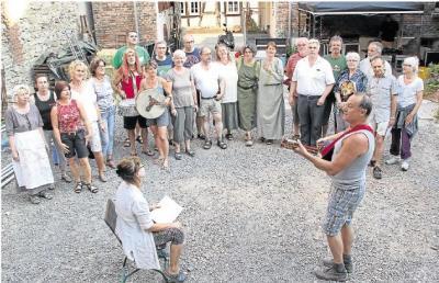 Foto zur Meldung: Ortsgemeinde: Burgschwalbach feiert Jubiläum