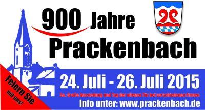 Foto zu Meldung: 900 Jahre Prackenbach
