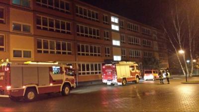 Foto zur Meldung: Brandmeldeanlage - Sekundarschule Roßla