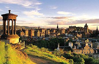 Foto zur Meldung: Fahrt nach Edinburgh/ Schottland in Vorbereitung