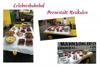 """Foto zu Meldung: Jetzt mit eigenem """"Food-Truck"""" ...."""