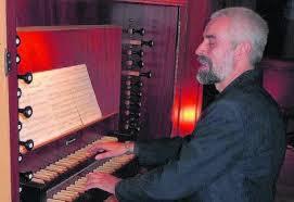 Foto zur Meldung: ORGELVESPER mit Kantor Otto-Bernhard Glüer an der Geißler-Voigt-Orgel