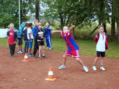 Foto zur Meldung: Sportfest mit vielen Höhepunkten
