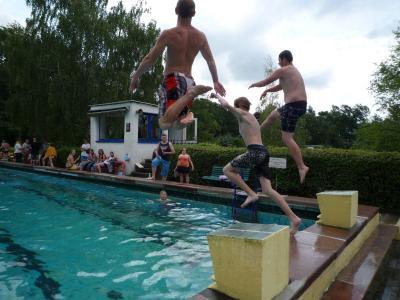 Foto zur Meldung: Schwimmfest
