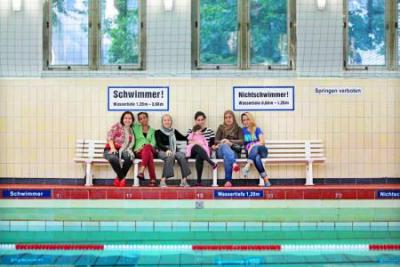 Foto zu Meldung: 3. Schwimmkurs erfolgreich beendet