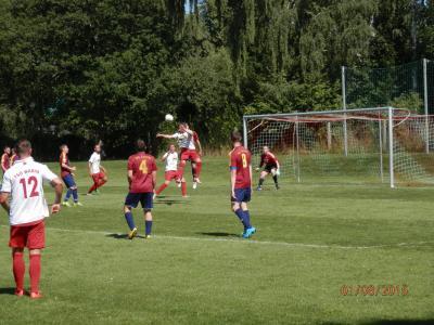 Foto zu Meldung: + + + Letzter Test für TSG Landesligakicker + + +
