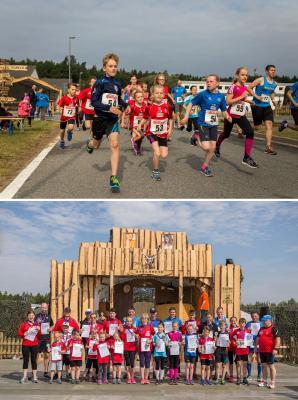 Foto zu Meldung: Familien-Waldlauf in Bad Sülze