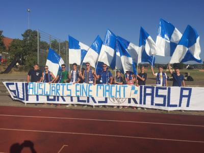Foto zu Meldung: Landesliga: Baiersdorfer SV - FC Vorwärts 1:1 (0:1)