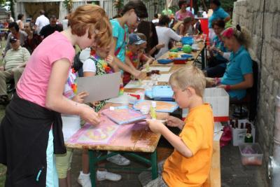 Vorschaubild zur Meldung: Und wieder ein schönes und erlebnisreiches Kinder- und Dorffest in Mülverstedt