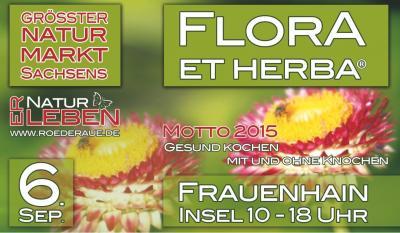 Foto zur Meldung: 6, September - Flora et Herba