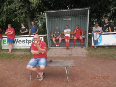 Foto zu Meldung: + + + Wochenendvorschau TSG Warin  15./16. August + + +