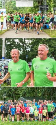 Foto zu Meldung: In Rostock liefen 835 Menschen gemeinsam für ihr Hospiz