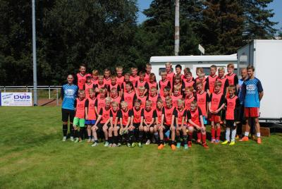 Foto zur Meldung: Ferienfussballschule 2015