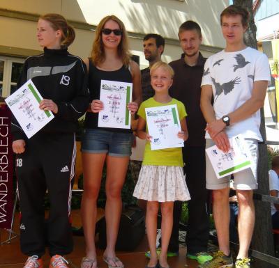Foto zur Meldung: Laufserie Oberes Werntal und mehr