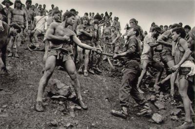 Foto zu Meldung: Kommende Ausstellung im IBZ: Terra - Landlosenbewegung in Brasilien