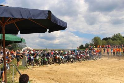 Foto zu Meldung: Mofa-Challenge auf dem Thannhof ging in die 17. Runde