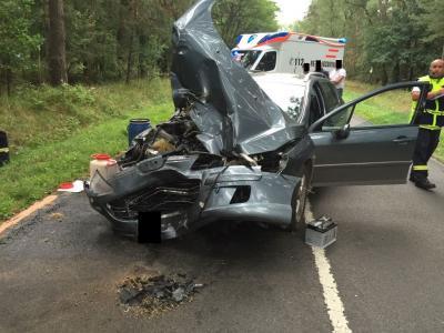 Vorschaubild zur Meldung: Einsatz 326/2015 - Verkehrsunfall