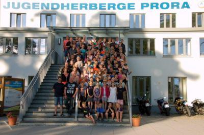 """Foto zur Meldung: Jugendfeuerwehren - """"Auf nach Rügen"""""""