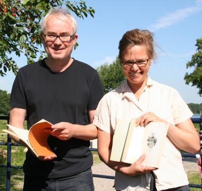 Foto zur Meldung: Besuch aus Schweden