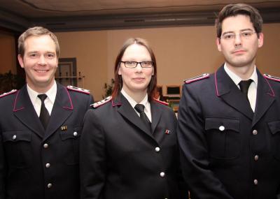 Foto zur Meldung: Jahreshauptversammlung der Feuerwehr