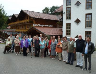 Foto zur Meldung: Die Senioren im Landkreis-Straubing-Bogen