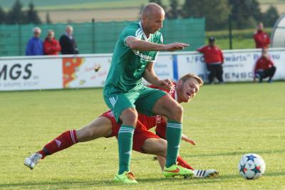 Foto zu Meldung: Landesliga: FC Vorwärts - FSV Stadeln 5:1 (2:0)