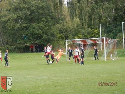 Foto zu Meldung: + + + Landespokal 2.Runde Lübzer Pils Cup + + +