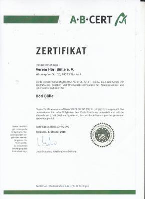 Vorschaubild zur Meldung: Zertifikats-Kontrolle erfolgreich abgeschlossen