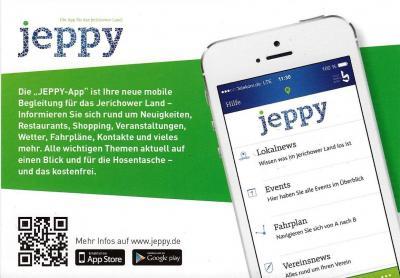 Vorschaubild zur Meldung: Stadtwerke Burg bieten kostenlose App für Smartphones: Alles Wissenswerte über das Jerichower Land auf einen Blick – Vorstellung beim Kartoffelfest