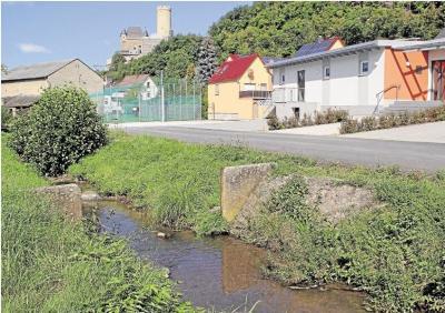 Foto zur Meldung: Ortsgemeinde: Hochwasserschäden werden beseitigt